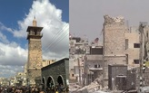 Before + after photos of Syria's devastated heritage