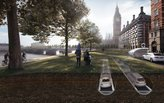 "PLP Architecture conceives of automated, underground ""CarTube"" for London"