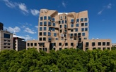 Frank Gehry at UTS: a first look inside Dr Chau Chak wing building