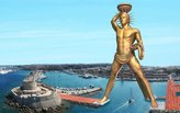 Could building a giant Helios statue help pull Greece out of its debt crisis?