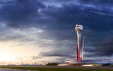 Istanbul Airport Traffic Control Tower