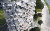 "Winning team chosen to build 2nd ""Architectural Folie of the 21st century"" in Montpellier"