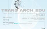 Trans_Arch_Edu