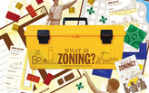 What Is Zoning? community workshops and launch party