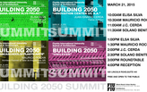 Building 2050: Americas League International Architecture Summit at MBUS on March 20-21