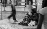 Homelessness decreased this year in the US, but increased in cities including LA