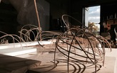 ACADIA's 'Robotic Softness' workshop experiments with Xbox Kinect and robo-weaving