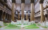 "Playing with climate at BIG's ""Hot to Cold"", now open at the National Building Museum"