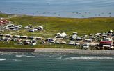Alaskan village voting on whether to relocate because of sea level rise