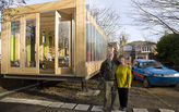 This greenhouse can grow legs to escape flooding