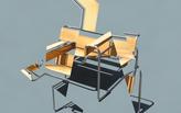 Deconstructing My Chairs