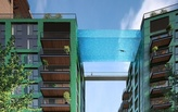 "London's oligarch-transformation continues with a ""sky pool"""