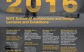 Get Lectured: NYIT, Fall '16