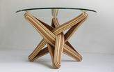 LOCK bamboo coffee table