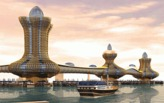 A return to regional style or just gimmicky? Dubai unveils 'Aladdin City'