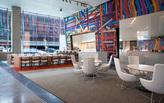 FRCH Design Worldwide upgrades Zaha Hadid's Contemporary Arts Center lobby in Cincinnati