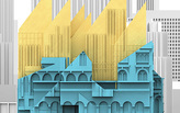 """Ten Top Images on Archinect's """"Student Work"""" Pinterest Board"""