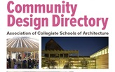 ACSA's Community Design Directory includes details on over 200 organizations