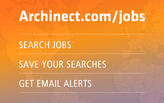 Save your Archinect job searches for later, get email alerts when matches turn up!