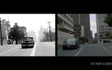 Watch seventy years of Downtown LA's architecture compared side-by-side