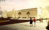 WAF Award 2013 in the Future Projects Health category for New Sulaibikhat Medical Center by AGi architects
