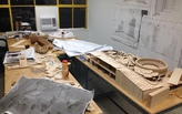 Univ.of Miami students build Models for MoMa Exhibit