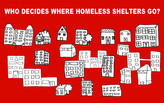 Urban Investigation Final Presentation: Who decides where homeless shelters go?