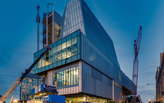 Protests at Renzo Piano's new Whitney Museum building