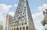 Downtown Jerusalem gets a Libeskind-designed Pyramid Tower