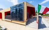 Italian team wins first place at the Solar Decathlon Europe 2014