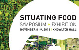 Situating Food - Symposium and Exhibition