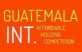 Guatemala Affordable International Housing Competition