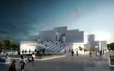 Design for LEGO House, designed by BIG, unveiled today