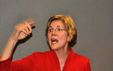 Elizabeth Warren co-signs letter urging feds to investigate sharing economy