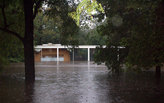 View from the Farnsworth House may soon be a lot drier