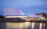 A closer look at UNStudio's new Theatre de Stoep in Spijkenisse, The Netherlands