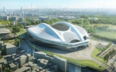 Tokyo will stay the course with Zaha's Olympic stadium