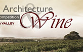 Landscape, Architecture & Wine architecture students competition