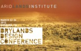 Drylands Design Conference