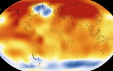 Last year was the warmest since (at least) 1880