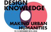 Design Knowledge: Making Urban Humanities