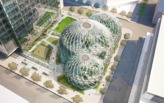NBBJ designs biospheres for Amazon's Seattle headquarters