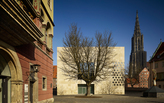 The Ulm Synagogue Mixes Modern Design with Memory