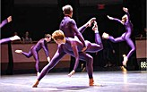 Merce Cunningham: Choreography and Collaborative Technology