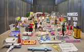 "Cutting across the Chicago Architecture Biennial: Andrés Jaque's ""Superpowers of Ten"" performance"