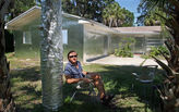 Florida rental home wrapped in foil for art's sake, confusion ensues as expected