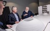 "Exciting collaboration between schmidt hammer lassen architects and James Turrell takes ARoS to ""The Next Level"""