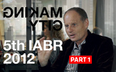 Archinect Interviews George Brugmans, IABR - Part 1, Making City