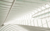Santiago Calatrava's Next Sculpture: The Liège-Guillemins Railway Station