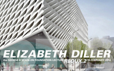 The George H. Scanlon Foundation Lecture REDUX.2 by ELIZABETH DILLER